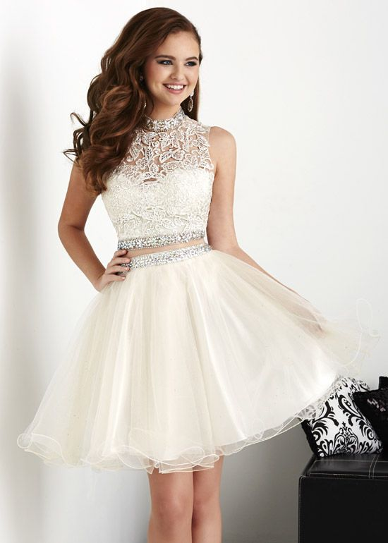 a1a548431b White Homecoming Dresses