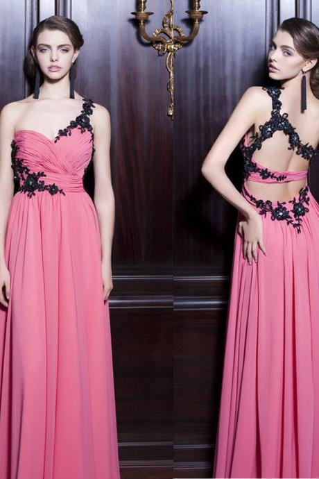 Prom Dress ,Prom Dresses,A-line Prom Dresses,Chiffon Prom Dress,Sexy Party Dress,Chiffon Formal Gowns